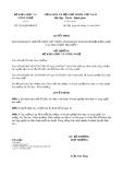 Quyết định số 3263/2019/QĐ-BKHCN