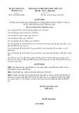 Quyết định số 35/2019/QĐ-UBND tỉnh HàNam