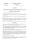 Quyết định số 162/2019/QĐ-UBND tỉnh HưngYên
