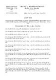 Quyết định số 27/2019/QĐ-UBND tỉnh BàRịa-VũngTàu