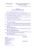 Thông tư số 01/2019/TT-BCT: Quy định cửa khẩu nhập khẩu phế liệu
