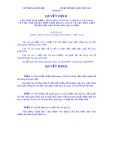 Quyết định của Chủ tịch Nước số 62 QĐ/CTN ngày 4 tháng 6 năm 1999 về việc phê chuẩn hiệp định khung Asean về tạo điều kiện thuận lợi cho hàng hoá quá cảnh