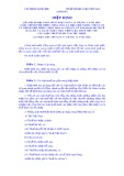 Hiệp định của bộ ngoại giao số 07/LPQT ngày 14 tháng 2 năm 2003 giữa chính phủ nước Cộng hoà xã hội chủ nghĩa Việt Nam và Chính phủ nước Cộng hoà Ai-xơ-len về tránh đánh thuế hai lần và ngăn ngừa việc trốn lậu thuế đối với các loại thuế đánh vào thu nhập (Có hiệu lực từ ngày 27 tháng 12 năm 2002)