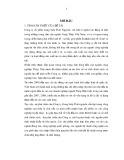 Luận văn Thạc sĩ: Sử dụng nguồn nhân lực của Công ty cổ phần Gang thép Thái nguyên