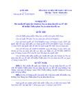 Nghịquyếtsố 79/2019/QH14: Phê chuẩn đề nghị của Chánh án Tòa án nhân dân tối cao về việc bổ nhiệm Thẩm phán Tòa án nhân dân tối cao