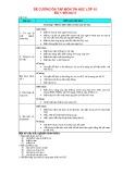 Đề cương ôn tập chương 1 môn Tin học 10 năm 2019-2020 - Trường THPT Đức Trọng