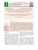 A retrospective study on consequences of cesarean section in bovine