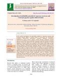 Investigation of antibiofilm potential of Argemone Mexicana and Calotropis Gigantea against clinical isolates