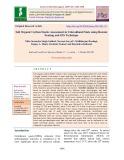 Soil organic carbon stocks assessment in Uttarakhand state using remote sensing and Gis technique