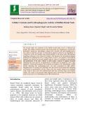 Cellular contents and erythrophagocytic activity of buffalo hemal node
