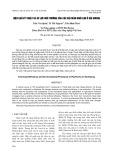 Hiệu quả kỹ thuật và áp lực môi trường của các hộ chăn nuôi lợn ở Hải Dương