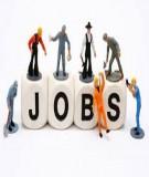 Nhu cầu lao động có tay nghề của một số quốc gia trong cộng đồng kinh tế ASEAN
