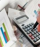 Một số điểm mới của Chế độ kế toán hành chính sự nghiệp ban hành kèm theo Thông tư 107/2017/TT-BTC