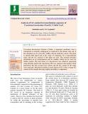 Analysis of GC-content in transcriptome sequence of Coscinium Fenestratum (Gaertn.) Colebr Leaf