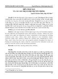 Hiến pháp 2013 và các giá trị xã hội truyền thống