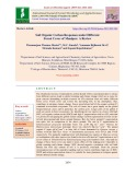 Soil organic carbon responses under different forest cover of manipur: A review