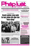 Báo Pháp luật Việt Nam – Số 130 năm 2019