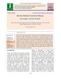 Detection methods for seed borne pathogens