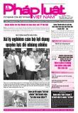 Báo Pháp luật Việt Nam – Số 168 năm 2019