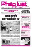 Báo Pháp luật Việt Nam – Số 179 năm 2019