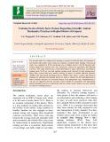 Training needs of dairy farm women regarding scientific animal husbandry practices in Rajkot district of Gujarat