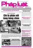 Báo Pháp luật Việt Nam – Số 129 năm 2019