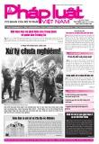 Báo Pháp luật Việt Nam – Số 318 năm 2019