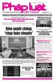 Báo Pháp luật Việt Nam – Số 335 năm 2018