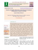 Inception and insights of interactive vertical integrated teaching for undergraduates in medical curriculum