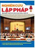 Tạp chí Nghiên cứu Lập pháp: Số 8/2019