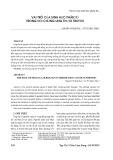 Vai trò của sinh học phân tử trong hội chứng ung thư di truyền