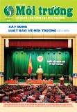 Tạp chí Môi trường: Chuyên đề 1/2013