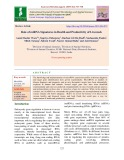 Role of miRNA signatures in health and productivity of livestock