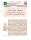 Impacts of integrated farming system on socio-economics and livelihood sustainability of small and marginal farmers in Chhattisgarh