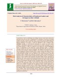 Path analysis of characteristics of Panchayat leaders and its impact on their attitude