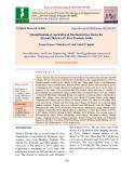Quantification of agricultural mechanization status for Etawah district of Uttar Pradesh, India