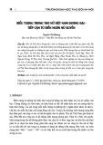 Biểu tượng trong thơ nữ Việt Nam đương đại - tiếp cận từ diễn ngôn nữ quyền