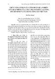 Chức năng cơ bản của công đoàn qua nghiên cứu quan điểm của C.Mac, Ph.Angghen, V.I.Lenin, Hồ Chí Minh và của Đảng Cộng sản Việt Nam