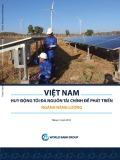 Báo cáo Việt Nam huy động tối đa nguồn tài chính để phát triển ngành Năng lượng