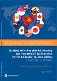 Báo cáo Quan hệ đối tác chiến lược Ôtxtraylia nhóm ngân hàng thế giới tại Việt Nam - Chương trình hỗ trợ thương mại và năng lực cạnh tranh cho Việt Nam: Tác động kinh tế và phân bổ thu nhập của Hiệp định đối tác toàn diện và tiến bộ xuyên Thái Bình Dương: Trường hợp của Việt Nam