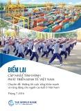 Báo cáo Điểm lại cập nhật tình hình phát triển kinh tế Việt Nam – Chuyên đề: Hướng tới cuộc sống khỏe mạnh và năng động cho người cao tuổi ở Việt Nam (Tháng 7/2016)