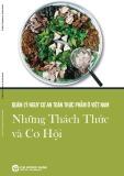 Báo cáo Quản lý nguy cơ an toàn thực phẩm ở Việt Nam – Những thách thức và cơ hội