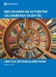 Báo cáo Đánh giá sự tuân thủ các chuẩn mực và quy tắc – Lĩnh vực Kế toán và Kiểm toán Việt Nam, 2016