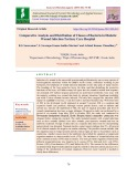 Comparative analysis and distribution of classes of bacteria in diabetic wound infection Tertiary care Hospital