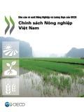 Báo cáo rà soát Nông nghiệp và Lương thực của OECD Chính sách Nông nghiệp Việt Nam năm 2015