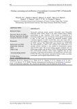 Tạo dòng, biểu hiện và tinh sạch protein tái tổ hợp tPMT-C780 của Pasteurella multocida