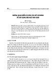 Những quan điểm cơ bản của Hồ Chí Minh về xây dựng đội ngũ nhà giáo