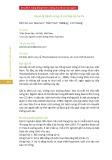 Quản lý bệnh sưng rễ cải bắp tại Sa Pa