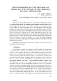 The development of non-public preschool and general education Vietnam: The view from local education administrators