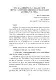 Tổng quan hệ thống ngân hàng tài chính Việt Nam và những khó khăn của các doanh nghiệp khi tiếp cận hệ thống